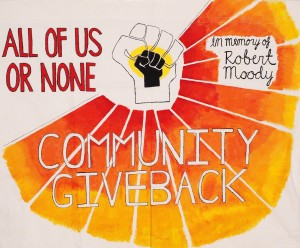 Community Giveback logo