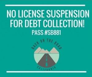 No License suspension
