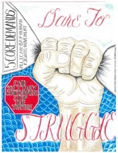 Dare to Struggle_Carlos Ramirez_Pelican Bay